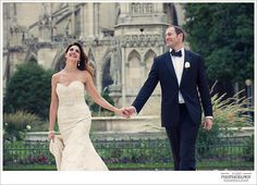 Paris Elopement: Cassie & Eric from Michigan, USA | WeddingLight Events - Elope to Paris