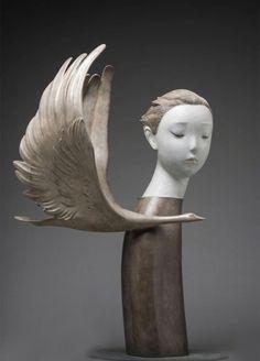 Wall Sculptures, Sculpture Art, Modern Art, Contemporary Art, Glitch Art, Zen Art, Public Art, Clay Art, Installation Art