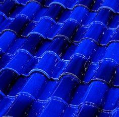 Shocking Blue Tiles
