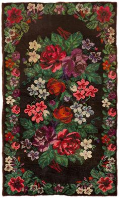 View this beautiful Vintage Swedish Rug 46145 from Nazmiyal& fine antique rugs and decorative carpet collection in NYC.