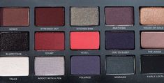 twenty one pilots eyeshadow pallet
