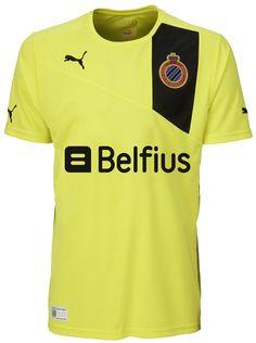 Puma Club Brugge 2012/13 Away Shirt