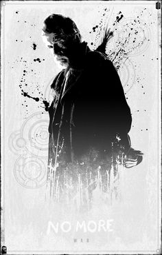 """""""Great men are forged in fire. It is the privilege of lesser men to light the flame, whatever the cost."""" – The War Doctor (John Hurt) Doctor Who Poster, Doctor Who Fan Art, Doctor Johns, Art Series, Bad Wolf, Time Lords, Favim, Dr Who, Superwholock"""