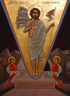 Resurrection by Dr Stephane Rene