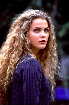 ♥  ♥  ♥ Young Keri Russell hair ♥  ♥  ♥