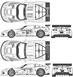 Chevrolet Corvette C6 blueprint Corvette Cake, Chevrolet Corvette, Cartoon Car Drawing, Car Drawings, My Dream Car, Dream Cars, Blueprint Drawing, Paper Car, Kit Cars