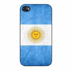 Argentina Flag iPhone 4/4s Case