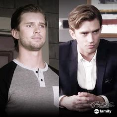 "S6 Ep8 ""FrAmed"" - Brothers? Or lucky lookalikes? #PLL"