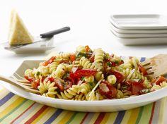 SUNSET®  Campari® Brand Tomatoes Quick Fresh Sauce and Bow Tie Pasta