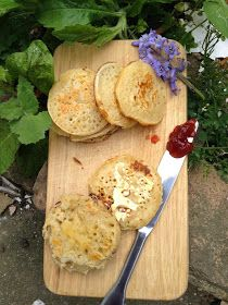 Cuisine Ma-Ligne!: Crumpets a l'anglaise (1pp)