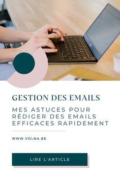 Dans cet article, je te donne mes astuces pour rédiger des emails efficaces facilement et rapidement. Optimise la gestion de tes emails et gagne du temps.