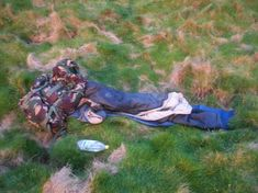 Sleeping in a Ditch, Yet Again :)