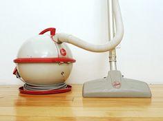 . . . Hoover vacuum cleaner