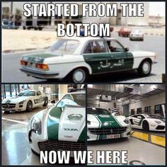 Dubai Police... #lol Hit the pic to see more fun car content!