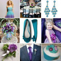 @Kayla Barkett Lynn Weishaar. This color scheme for your wedding?
