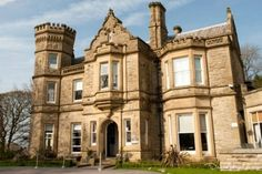 Hollin Hall Country House Hotel wedding venue in Macclesfield, Cheshire
