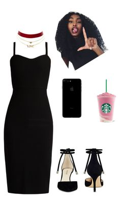 """""""It has been a while"""" by cierra-lashay ❤ liked on Polyvore featuring MaxMara, Nine West and Charlotte Russe"""