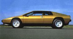 '78 Lotus Esprit S2