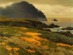 Artistaday.com : Monterey, CA artist Brian Blood via @artistaday