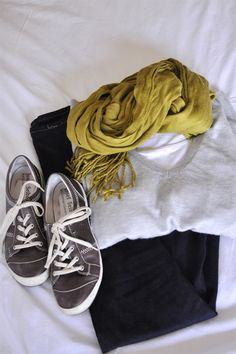 Cute outfit with link to the packing list and wardrobe comments written after the trip.