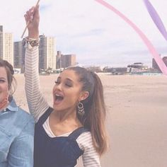 @arianagrande63 this pic is so cute & beautiful omg ♡