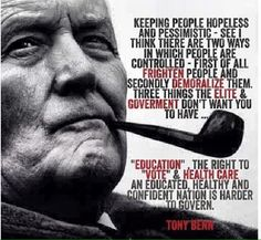 Fearmongering Republikkkan Fascists have been denying people the Right to Vote and gutting Education dollars!!