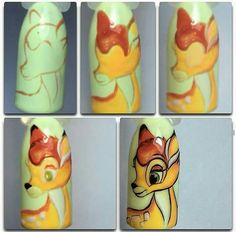 Bambi nails