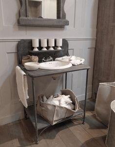 Rimini wash stand w/basin