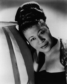 Ella Fitzgerald :), I LOVE entertainer! her voice, music, spirit, she's a phenomenal performer!