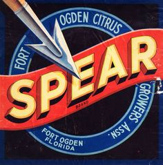 Spear Citrus Fruits. #crateart.jpg