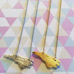 North Carolina necklaces