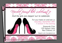 Greeting bachelorette party invitations printable bachelor party bachelorette party invitation printable bridal by thatpartychick stopboris Image collections