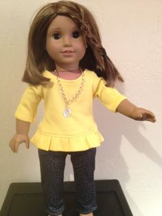 American Girl Doll Clothes  Skinny jeans and by Dalesdolldesigns, $15.00 on Etsy