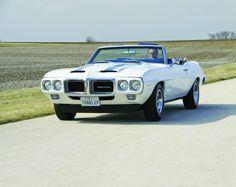 1969 Pontiac Firebird Trans Am Convertible - Rare!!