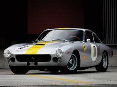 1962 Ferrari 250 GT Lusso Competizione. The Ferrari 250 to get.