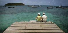 Funcionaria federal promete impulsar turismo en Vieques....