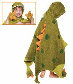 terrysaurus towel