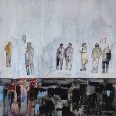 """Crossroads II"" by Lisa Chandler Artist Art, Art For Sale, Amazing Art, Lisa, Inspire, Artists, Painting, Inspiration, Style"
