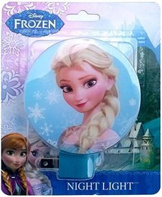 Ice Princess Elsa Disney Frozen Night Light