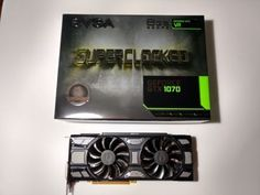Evga Nvidia Geforce Gtx 1070 Superclocked Gaming 8gb Gddr5 Video Card Great Cond Graphic Card Computer Hardware 8gb