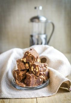 Fudge au Nutella