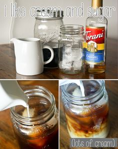 Cold brew French pressed iced coffee recipe (to save some $$ in the summer!).
