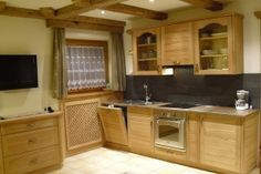 Kitchen Cabinets, Home Decor, Joie De Vivre, Vacation, Nature, Decoration Home, Room Decor, Cabinets, Home Interior Design