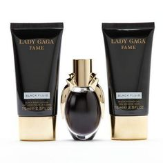 Lady Gaga Fame Fragrance Gift Set - Women's ~ I LOVE THIS !!!!!!!!!!!!  DD