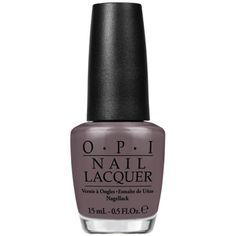 OPI I Sao Paulo Over There #BRAZILOPI #OPILovers #nails #coffee #mocha