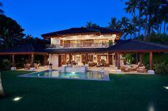 Bali House exotique-facade