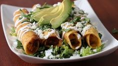These Creamy Jalapeño Chicken Taquitos Are So Easy To Make, What Are You Waiting For?