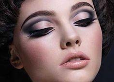 maquiagem vintage passo a passo - Pesquisa Google Mais