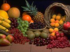 Las propiedades y beneficios más importantes de las frutas.