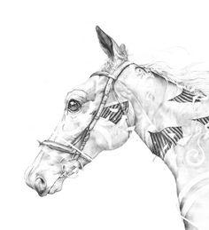 Book cover art Book Cover Art, My Drawings, Horses, Animals, Animales, Animaux, Animal, Animais, Horse